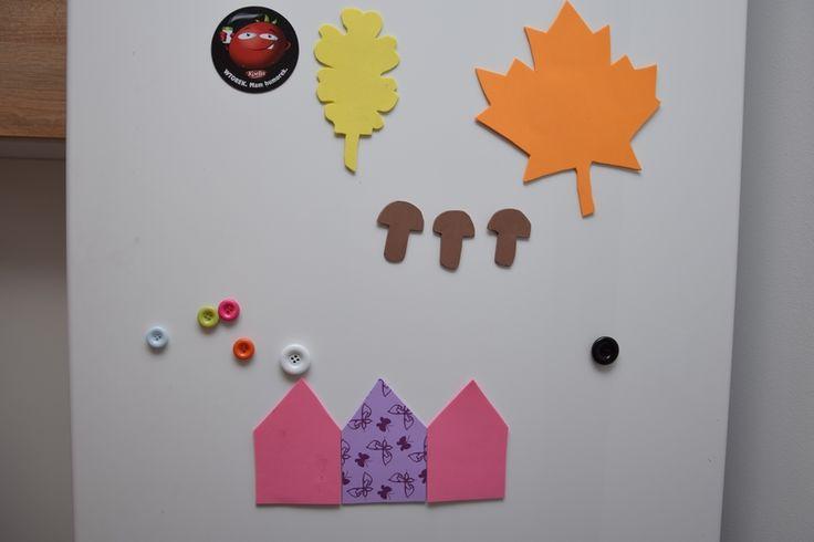 Foil magnets DIY