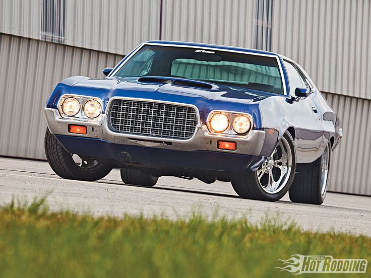the 1972 ford torino