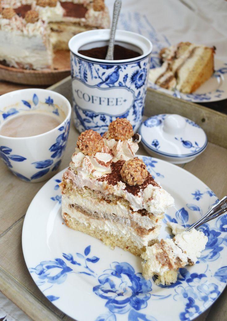 Solo Con Giotto Tiramisu Torte In 2020 Kuchen Und Torten Kuchen Und Torten Rezepte Kaffe Und Kuchen