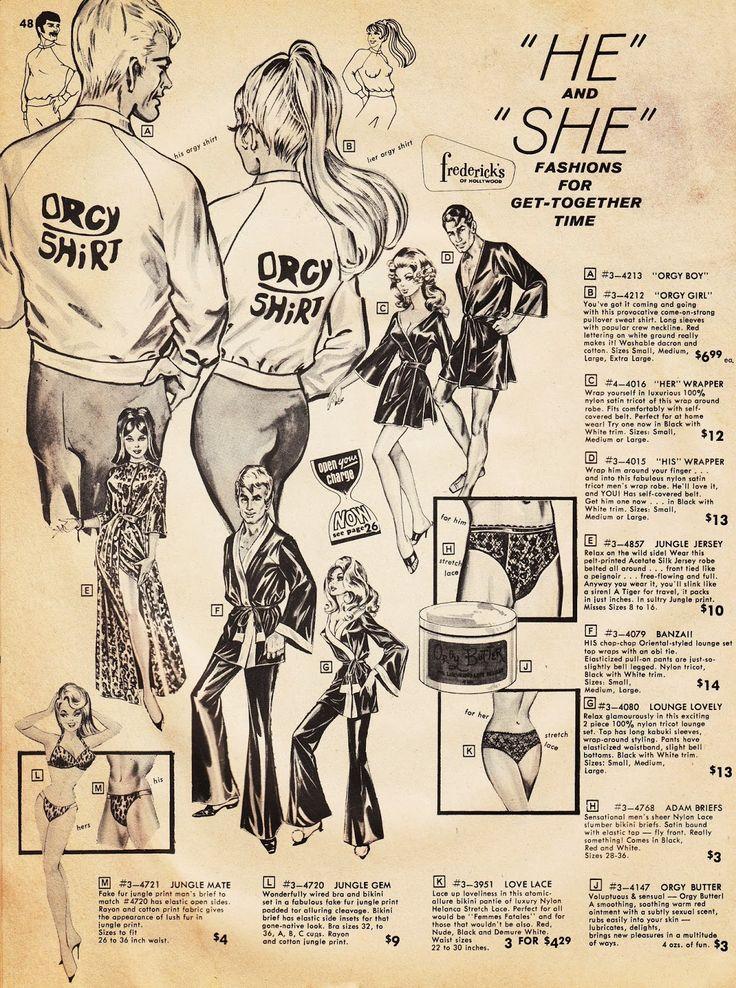 70s orgy