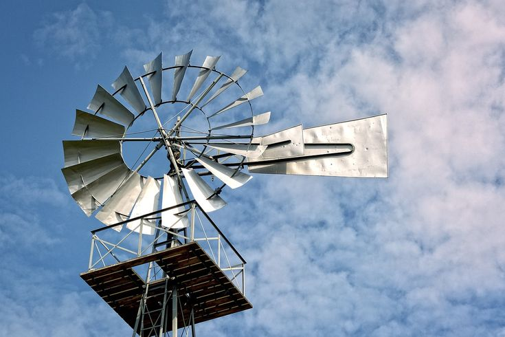 Garden windmills are the new way to decorate your garden at home compatible with the new hype around renewable energy industry through ...