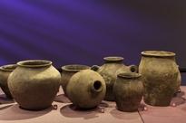 Leire - ild - kar. Keramikk i Rogaland. Clay - Fire - Pots. Ceramics in Rogaland. 2011