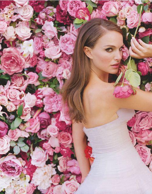 Natalie Portman photographed by Tim Walker for #Dior by - #TimWalker ☮k☮