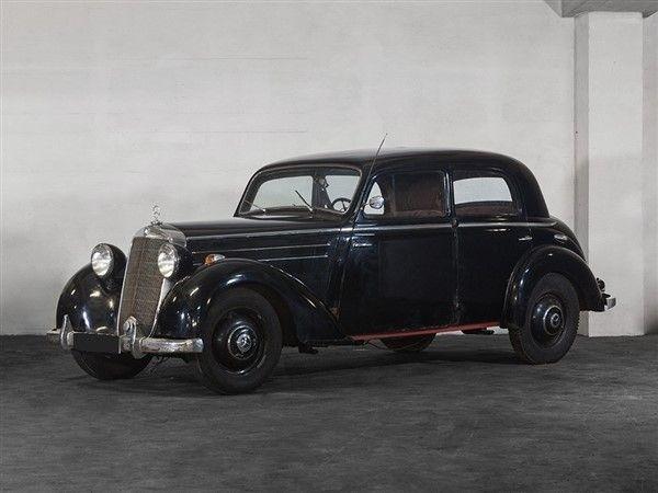 1952 Mercedes Benz 170 DS