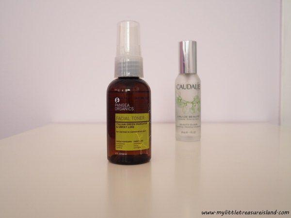 pangea organics facial toner - beauty elixir dupe