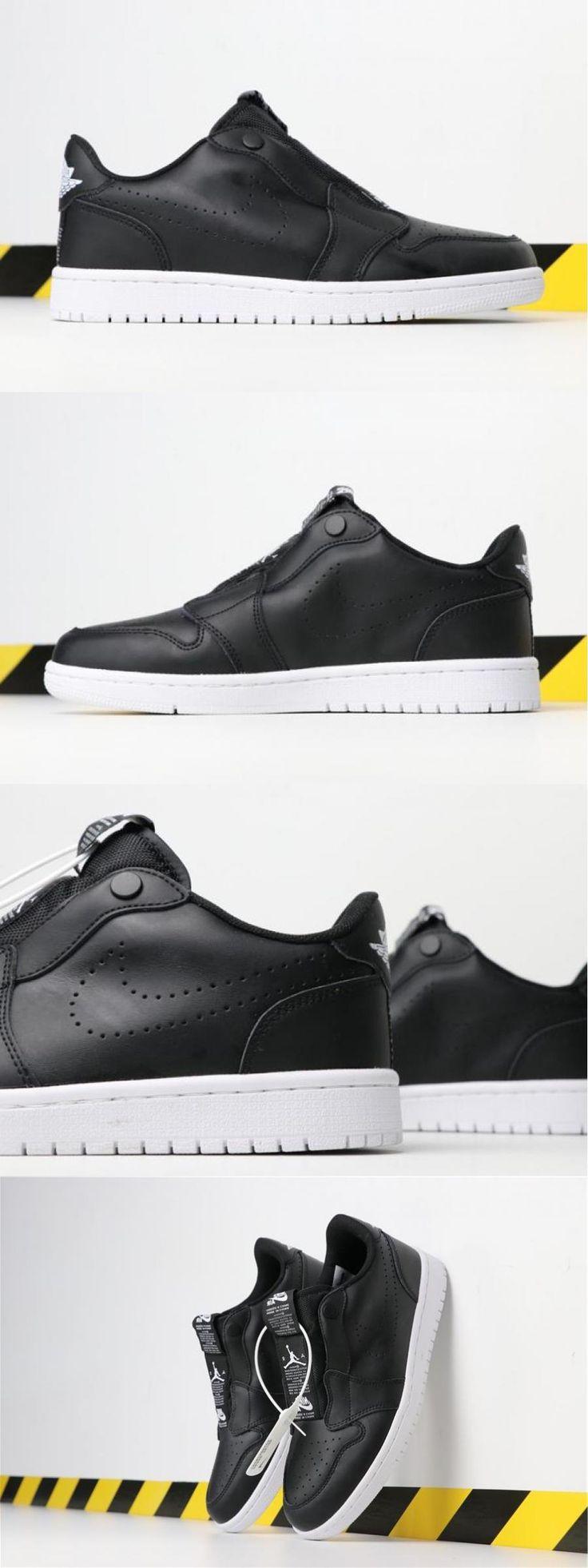 2020 的 Air Jordan 1 Low Slip Black Shoes Av3918001 For 主题