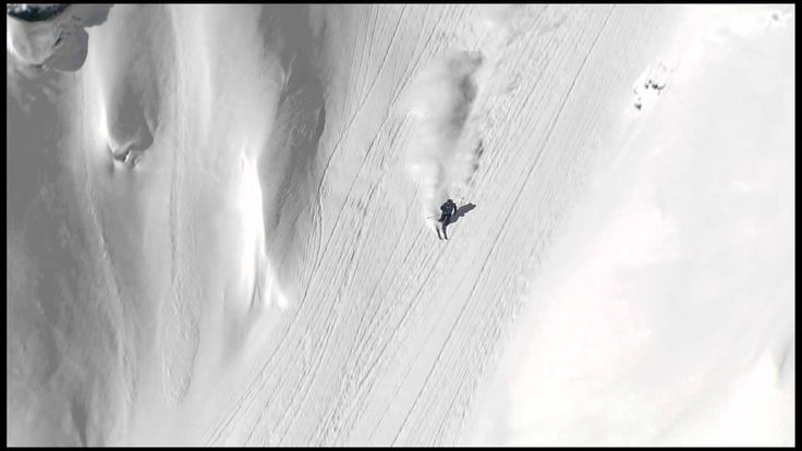 Sverre Liliequist - Big Mountain run 1 - Swatch Skiers Cup 2013