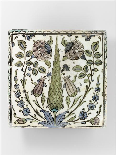 1550 - 1650 Syrie, Damas