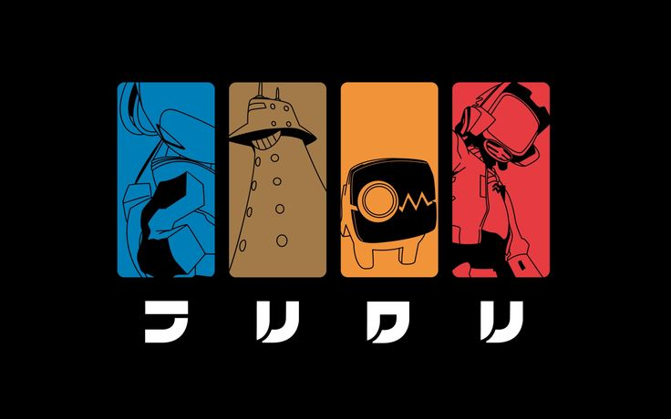 FLCL HD Wallpapers and Backgrounds