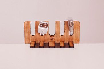 Cable Fondler - eclectic - cable management - by Open Parachutes