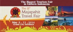 Pameran Pariwisata Majapahit Travel Fair 2014