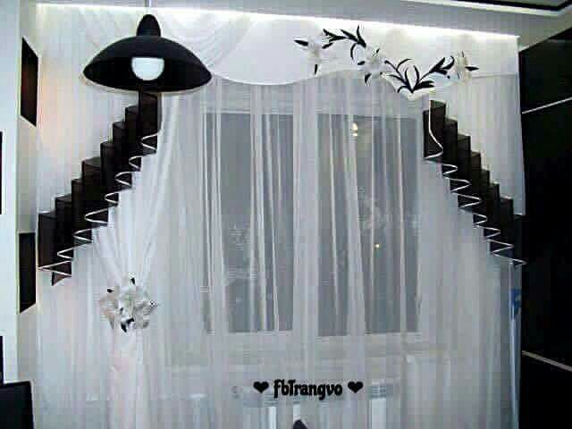 17 Best images about Creative curtains on Pinterest   Creative ...