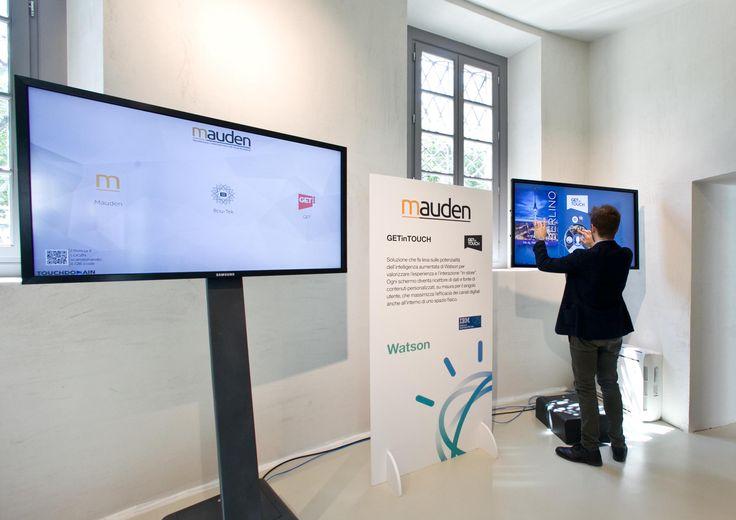 L'INNOVATIVA SOLUZIONE DI DIGITAL SIGNAGE INTERATTIVO DESTINATA A RIVOLUZIONARE LA CUSTOMER EXPERIENCE MULTICANALE Mauden, system integrator con l'innovazione nel DNA, in prima linea nel supportare le aziende nella Digital Transformation in modo sicuro, unico e sostenibile, annuncia il lancio di GETinTOUCH, l'innovativa soluzione di Digital Signage che integra l'intelligenza aumentata IBM Watson su schermi digitali …