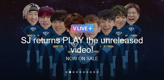 cara download video dari v live