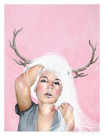 More Headaches - Affischer av Charmaine Olivia på AllPosters.se