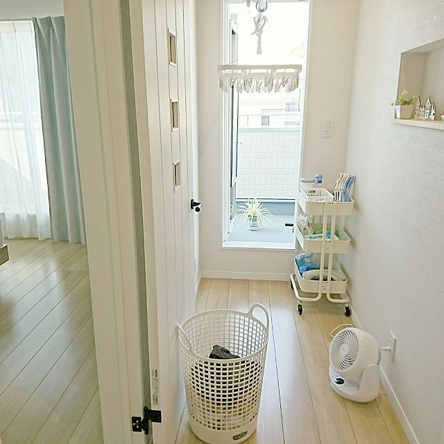 日ごろの家事をもっと楽に 時短効果も期待できる洗濯術 インテリア