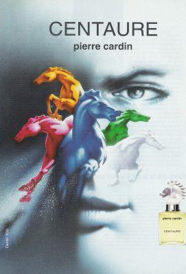 Publicité parfum en images:Pierre Cardin