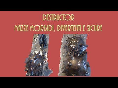 Destuctor Morbidissime Mazze, divertenti e sicure - sbabam