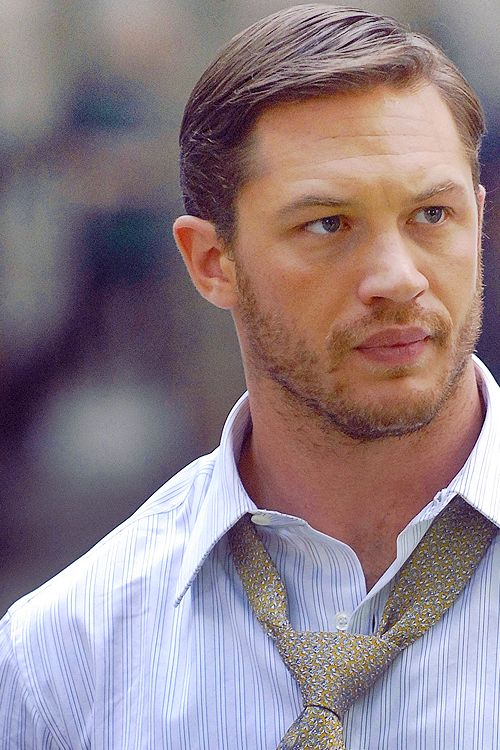 "Tom Hardy. Oh def my fav he is one I can watch over and over and over, loved him in ""Lawless""."