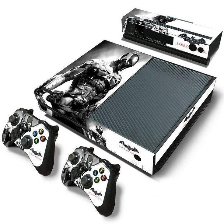 Xbox One Console Skin - Joker & Batman