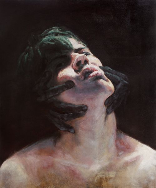 The Persistence of Suppressed Thoughts IV, 2013 by Cara Thayer & Louie Van Patten