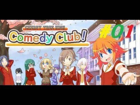 Cherry Tree High Comedy Club - The story begins [S02E01]
