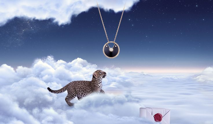 Make all of her wishes come true. #AmulettedeCartier #Cartier #WinterTale