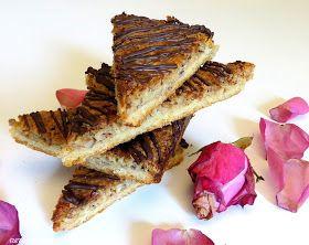 Rezepte mit Herz ♥: Meine Nussecken - wie vom Bäcker