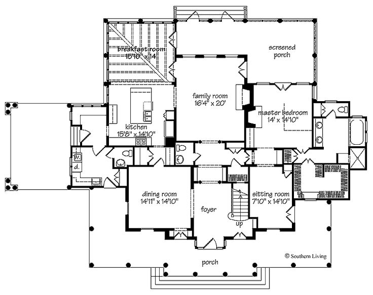 Plantation home floor plans google search floor plans for Find home blueprints