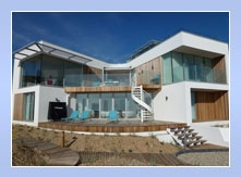 Sea Gem Camber - the finest holiday rental  in Camber, and right on the beach in The Suttons