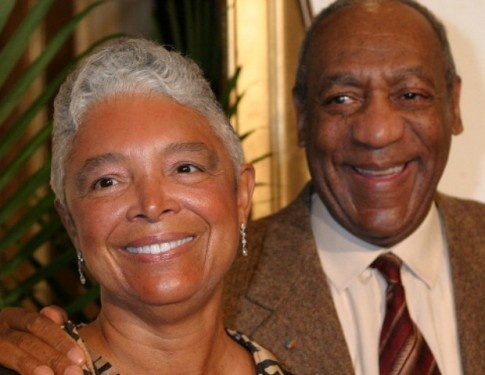 Bill and Camille Cosby ... now