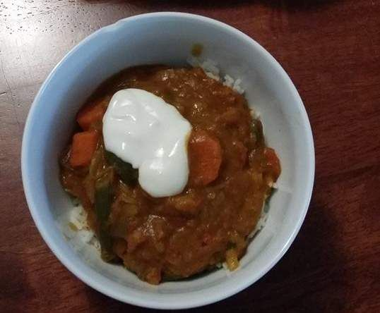 Recipe Vegetable Curry by ChristinaMader - Recipe of category Main dishes - vegetarian
