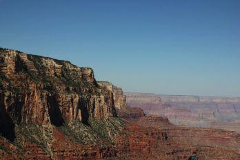 Wielki Kanion - widok z południowej krawędzi  Wielki Kanion (Grand Canyon), Arizona, USA