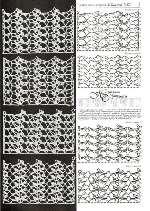 185 mejores imágenes de Crochet en Pinterest | Patrones de ganchillo ...