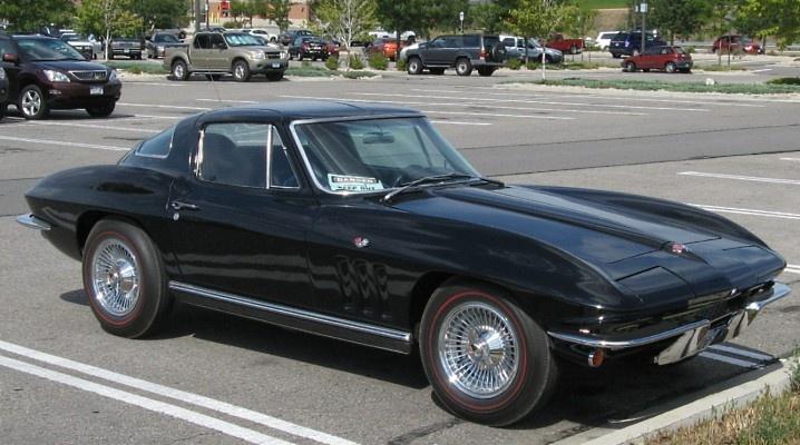 1966 Chevy Corvette Stingray The Best Year Hot Wheels