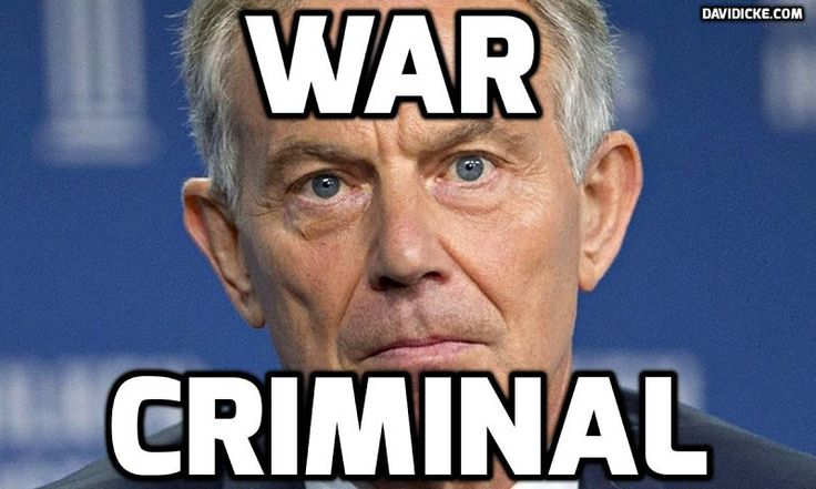 """'Former Prime Minister Tony Blair kept members of his cabinet and numerous high-profile Whitehall officials in the dark over his plans to create a """"regime change"""" in Iraq and oust Saddam Hussein, a new memoir has revealed."""