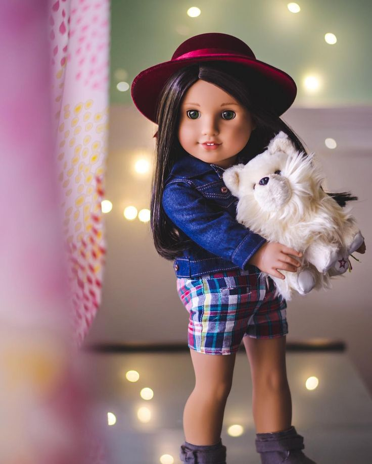 62 Best Images About American Girl Doll #66 Truly Me On