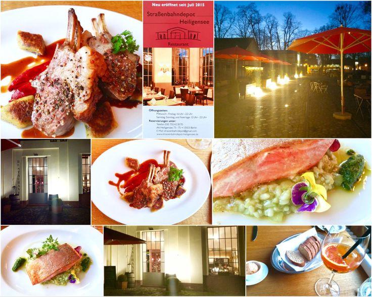 """#top #Blog #Blogger #Erlebnis #essen #Event #Feinkost #Feinschmecker #food #gastro #Gastronomie #Gourmet #hip #hipster #Hype #joesrestandfood #Kritik #Lifestyle #Restaurant #Restaurantbewertung #Restaurantkritik #Restauranttest #Test #Trend #Trends #Trendy #foodporn #style #tagsforlikes #tflers  Das Restaurant """"Straßenbahndepot Heiligensee"""" befindet sich in Alt-Heiligensee 73-75, 13503 Berlin. Das liegt direkt im alten Dorfkern von Heiligensee am Rande von Großstadtgewimmel von…"""