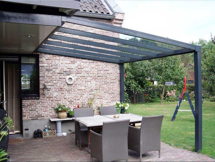 glas für terrassenüberdachung inklusive 16mm vsg glas für glas, Hause deko