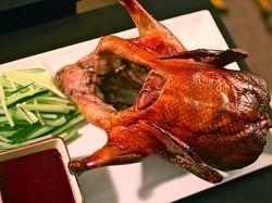 Peking Duck with Mandarin Pancakes and Plum Sauce | Serious Eats : Recipes