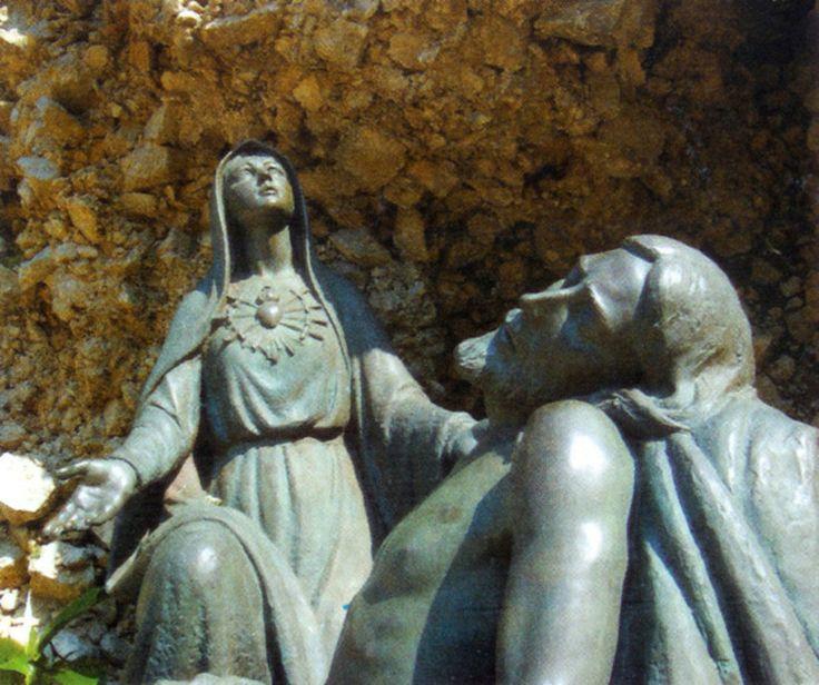 U. Buratti Addolorata di Castelpetroso