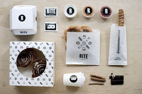 Bite #restaurant #packaging Yumm PD