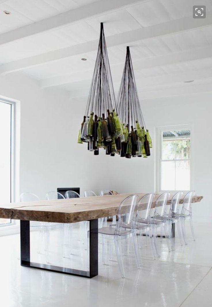 Les 13 meilleures images du tableau chaises contemporaines - Chaises transparentes conforama ...