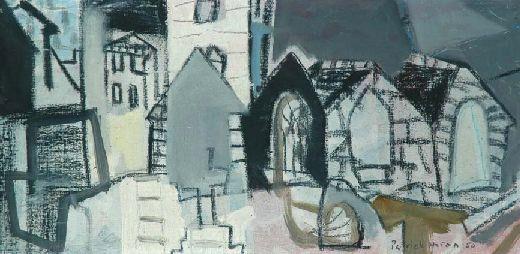 patrick heron St Ives Churchyard 1950 - Google Search