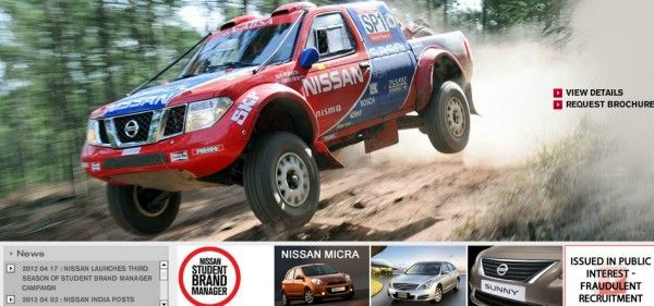 Nissan Motor Company has appointed Hover Automotive India Pvt. Ltd., as their sold selling distributors in India. A four year partnership agreement has been inked and the company will be handing over sole distributorship to Hover in a bid to increase market standing, enhance sales and build customer touch points across the country.