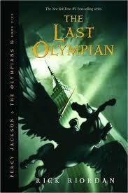 The Last Olympian by Rick Riordan, BookLikes.com #books