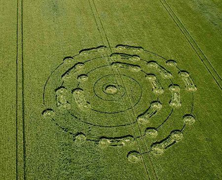 Mensaje del Circulo de la cosecha de 06 de junio 2014 Inglaterra Descifrado