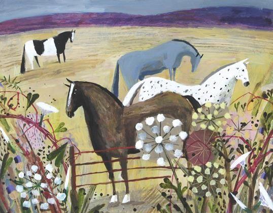 Cornish Ponies Mary Sumner