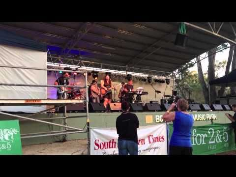 Our friend, Codee-Lee, performs her original hit single Roll On Into Town Live @ Wa Country Music Awards