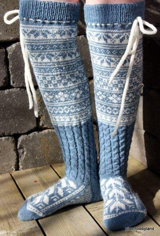 Knestrømper stockings